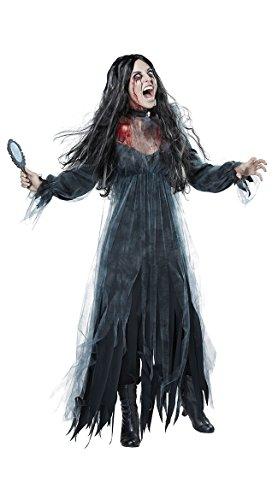 Traje Halloween Cosplay white De Horror Bar Vestido Xsqr Novia Mascarada Disfraz Black Zombie Juego 05Ugqdxwx