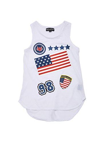 american themed tank tops - 5