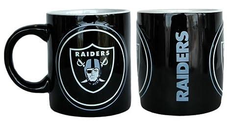 Oakland Raiders Coffee Mug Coffee Drinker
