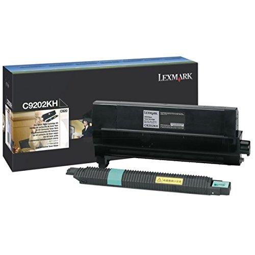 Lexmark C920 OEM Toner Cartridge Set - Black. Cyan. Magenta. Yellow