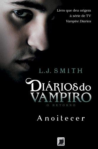 o livro diarios do vampiro anoitecer