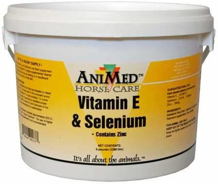AniMed Vitamin E and Selenium