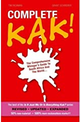 Complete Kak! (Is Is Just Me or Is Everything Kak?) by Tim Richman (2009-11-01) Paperback