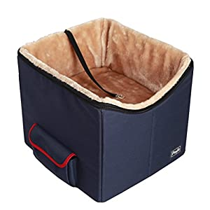 Amazon Com Petsfit Pet Booster Seat Car Seat For Dogs