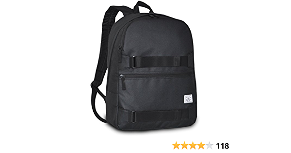 Olive//Navy Everest Griptape Skateboard Backpack One Size