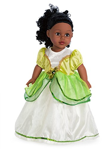 Mom Costume Rapunzel's (Little Adventures Lily Pad Princess Matching Doll)