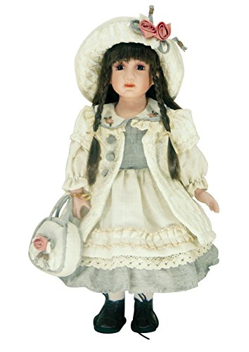 - Golden Keepsakes Collectible Heirloom American Country Girl 18