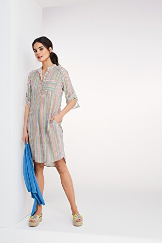 Expresso Streifen Eefje Kleid Mehrfarbig Tunika Damen 77pqr6