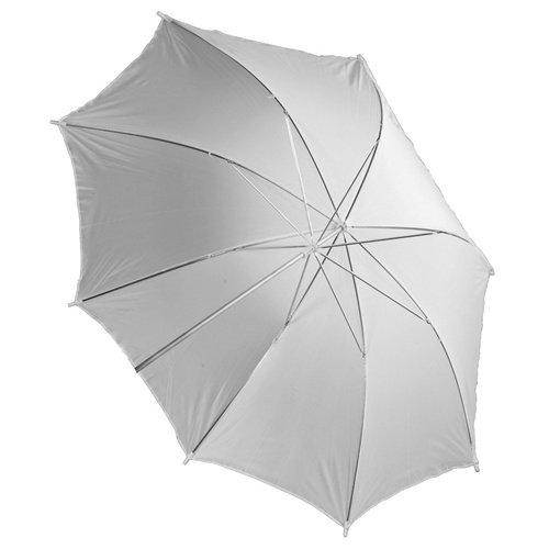 Cowboystudio 33 inch Photography Studio Translucent Shoot Through White Umbrella