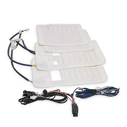 dometic waeco 9101700025 magic comfort msh 60-nachrüstbare einbau-sitzheizung für fahrer und beifahrersitz, 12 volt