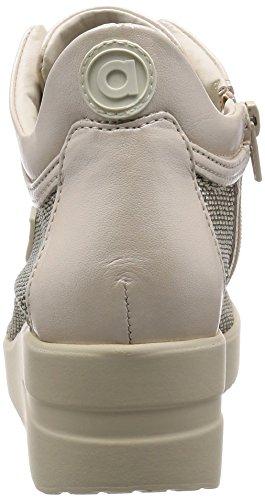 New Low By Ruco Ruco Beige Beige Donna Woman Agile Agile Spako 226 Linea Partire Spako Beige Cuneo Sneakers L Nuova L 226 Wedge Sneakers Line Beige 48XffWq