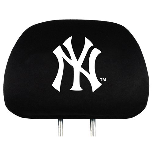 - New York Yankees Headrest Covers (Set of 2) by ProMark