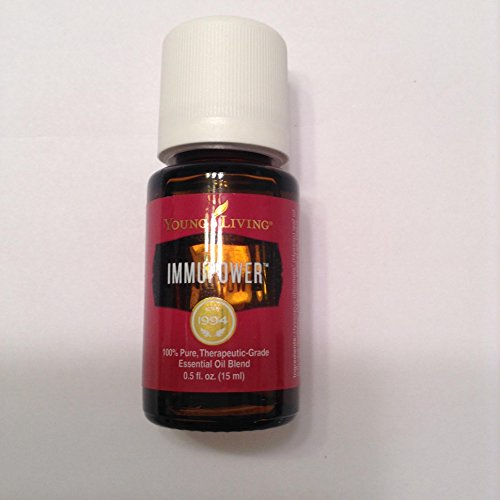 Young Living ImmuPower 15 ML 100 % Therapeutic Grade Essential Oil Blend Supplement