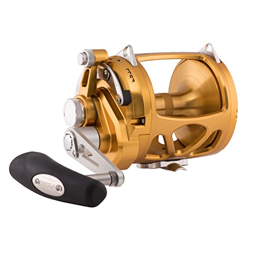 Penn INT50VIW International VI Single Speed Fishing - Reel Penn Baitcast International