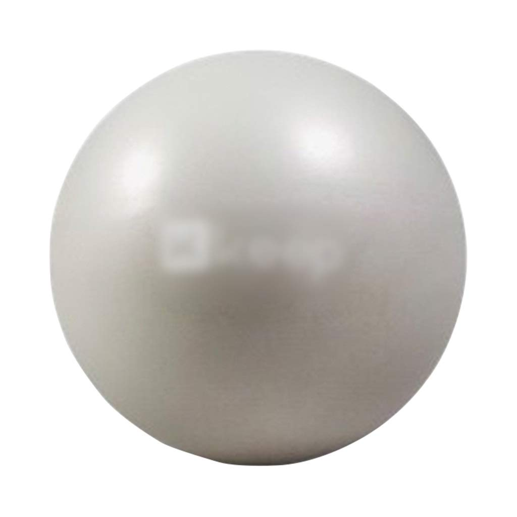 Sports Fitness Yoga Ball Thick Explosion-Proof Ball Fitness Ball Bouncy Ball Men and Women Yoga Equipment Balance Ball Rehabilitation Training Ball (Load: 500kg) Exercise Ball Chairs