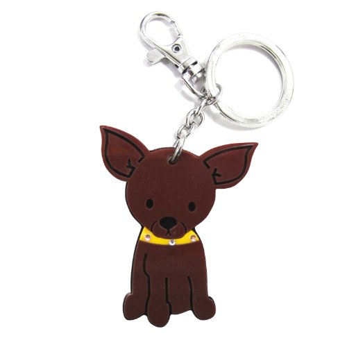 Love Your Breed Acrylic Keychain, Chihuahua ()