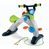 Fisher-Price Smart Cycle with a 3D Racing Game (glasses included)