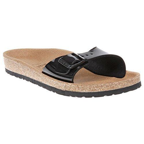 Relax 100 Sandals Black 6 UK Birkenstock wVE6nxn