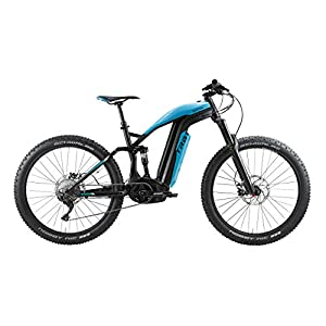 "BESV Trb1 28MPH Am l 490 MTB Electric Bicycle, Blue, 19""/Large"