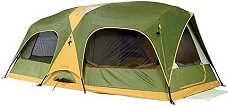 Gardner Peak Ten Person Cabin Dome Tent