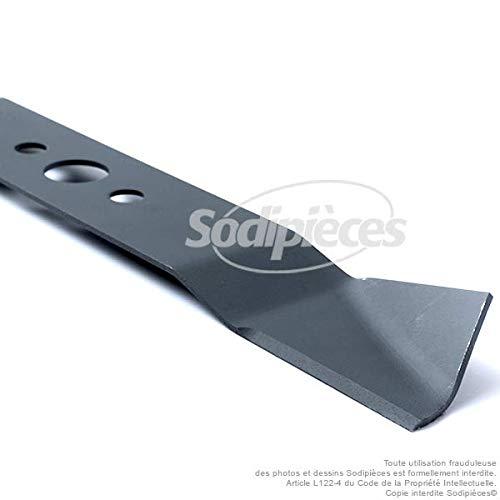 Cuchilla de cortacésped para Oleo Mac de copa 33 cm: Amazon.es: Hogar