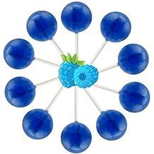 10ct. Blue Raspberry Lollipop Bag (Blueberry)