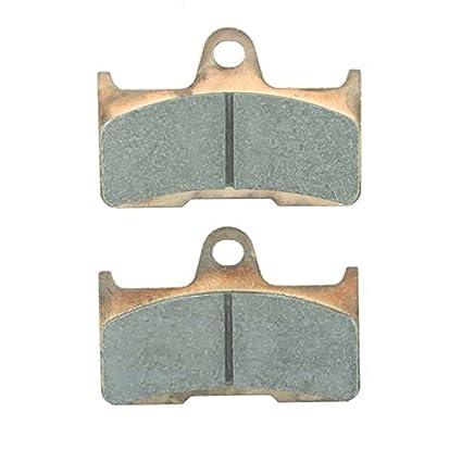 MetalGear Bremsbel/äge hinten f/ür CF MOTO CF 800-2 Terralander 2012-2013