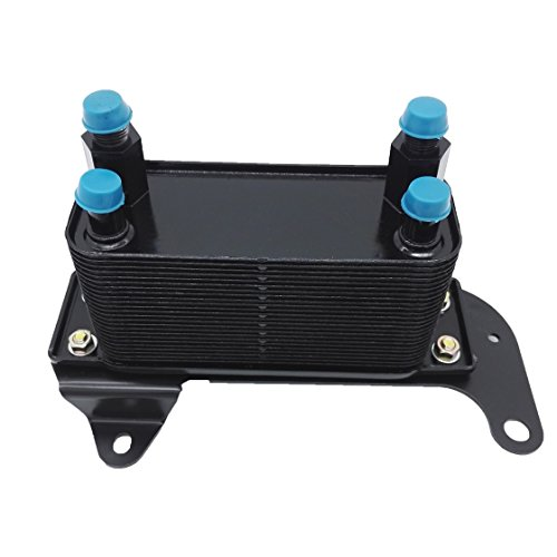 Nova Parts Sales Transmission Torque Converter Oil Cooler Auto Heat Exchanger with Base for Dodge RAM 2500 RAM 3500 Diesel 5.9L 68004317AA (Torque Converter Ram Dodge)