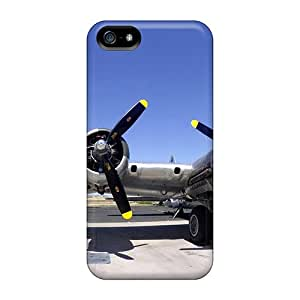 Snap-on Case Designed For Iphone 5/5s- Wwii Planes On A Runway