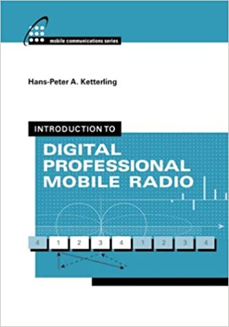 Introduction to Mobile Communications Engineering (Artech House Mobile Communications Library)