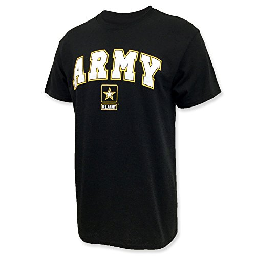 - US Army Arch T-Shirt, large, black