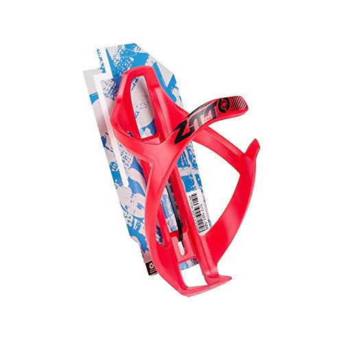 Ztto Plastic Water Bottle Cage (Red)