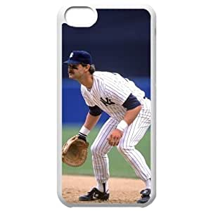 Tanya Diy B&Iphone 5C White New York Yankees cell phone case cover Gift&Christmas Gifts gemGU1Fcvh0 clear cell phone case covers