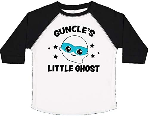 inktastic Cute Guncles Little Ghost with Stars Baby T-Shirt