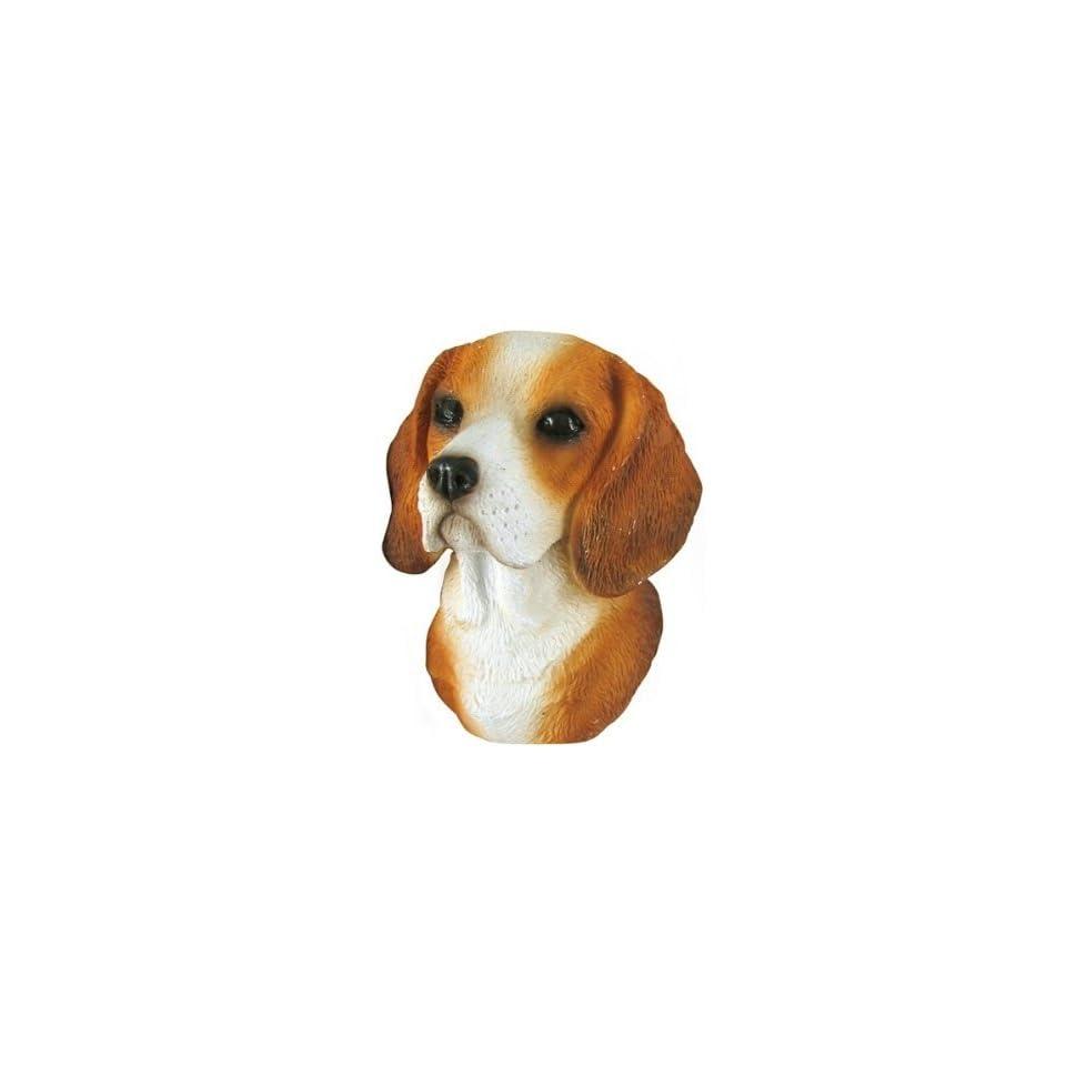Dog Big Head Beagle Bangkok Thailand Souvenir 3d High Quality Resin 3D fridge Refrigerator Thai Magnet Hand Made Craft
