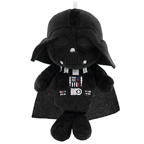 Hallmark Star Wars Fabric/Plush Darth Vader Ornament