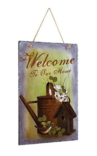 - Every Birdy Welcome Slate