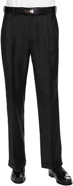 Amazon.com: GIOVANNI UOMO - Pantalones de vestir para hombre ...