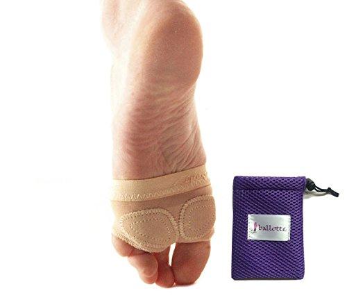 CloudRunnerz® PREMIUM Foot Thongs Nude Adult Ballet Dance Wear Lyrical Shoes