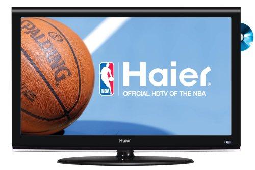 Haier HLC24XK2 Black 24-Inch 1080p LCD HDTV DVD Combo K Series
