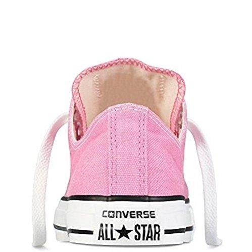 Converse Chuch Taylor All Star Ox - Zapatillas de lona unisex Rosa