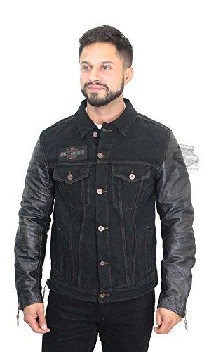 Vintage Harley Davidson Leather Jackets For Men - 6