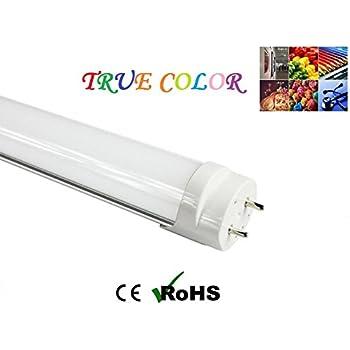 Fulight True-Color ¤ LED F15T8 Tube Light (Dimmable) - 18  (  sc 1 st  Amazon.com & Amazon.com: Starlights T8-18 18-Inch Fluorescent Tube LED ... azcodes.com