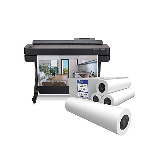 HP DesignJet T650 Wide Format Plotter Printer