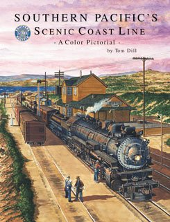 - Southern Pacific's Scenic Coast Line, A Color Pictorial
