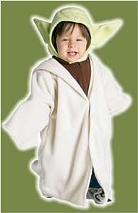 Star Wars Yoda Fleece Toddler Costume (Infant)