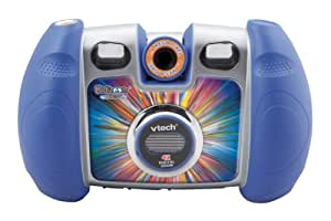 Vtech 122805 Kidizoom Twist - Cámara de fotos 7 en 1, color azul