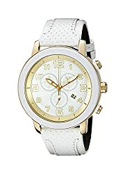 Citizen Drive from Citizen Eco-Drive Women's AT2232-08A Watch with Leather Band