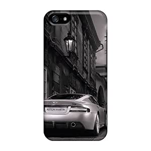 LastMemory Case Cover Protector Specially Made For Iphone 5/5s Aston Martin