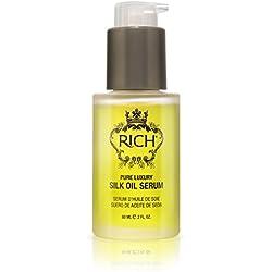 RICH Pure Luxury Silk Oil Serum, 2 oz.